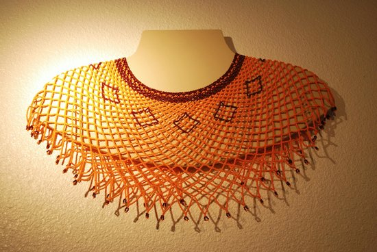 Somerton, AZ: handmade beaded cape