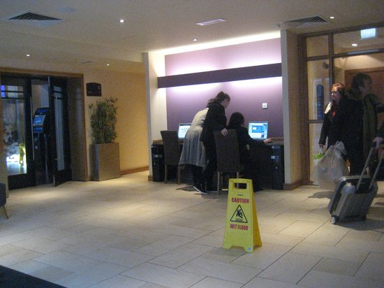 Premier Inn Belfast City Cathedral Quarter Hotel: Internet