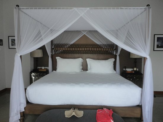The Samaya Bali Seminyak: Our bed