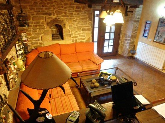 Hotel Rural Casa la Juana: Entrée