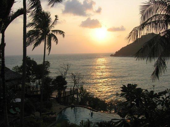 Panviman Resort - Koh Pha Ngan : Sonnenaufgang
