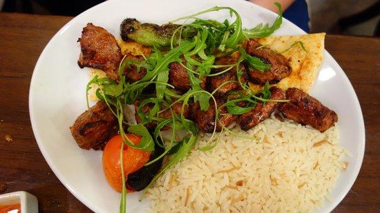 Rodi Restaurant: Feast your eyes!