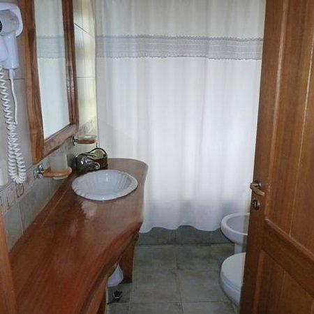 Cabanas La Deseada: baño