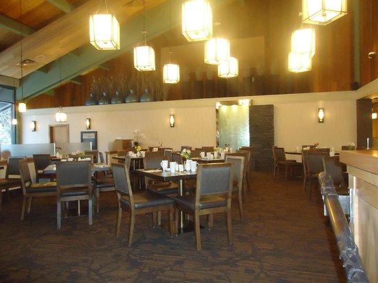 Chinook Family Restaurant : Upper part of Chinook Restaurant