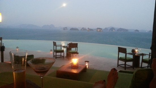 Six Senses Yao Noi : the reserve at dusk