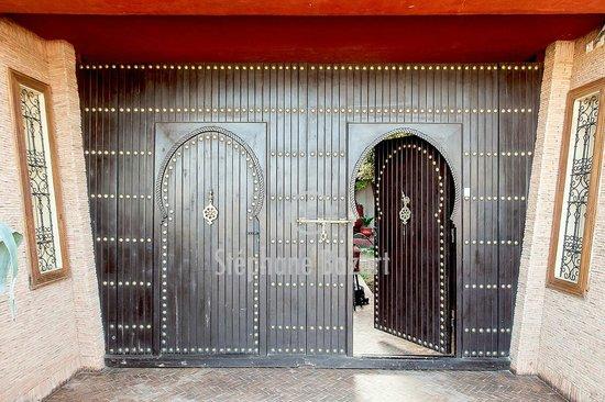 El Miria Palais Riad: L'entrée du Palais El Miria