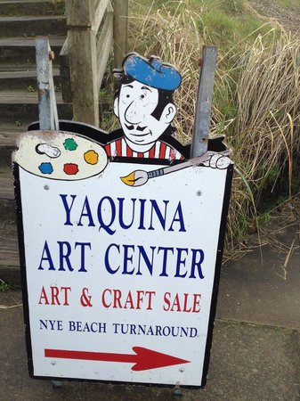 ‪Yaquina Art Gallery and Gift Shop‬