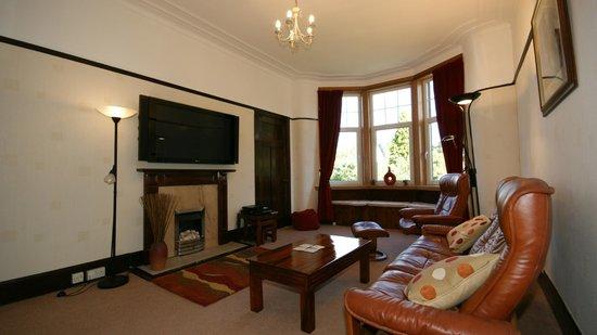 Sinclair House B&B: Apartment Lounge