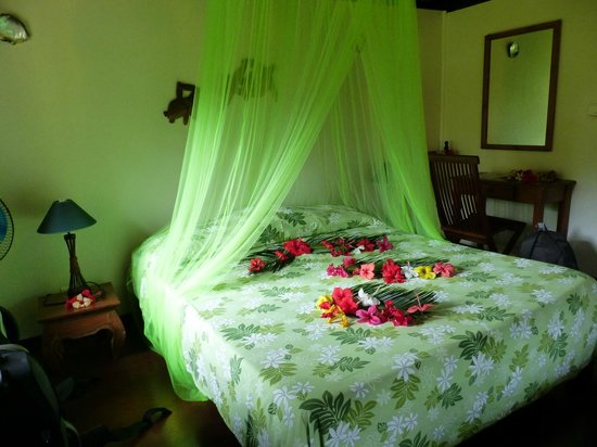 Fare Vaihere : Bedroom
