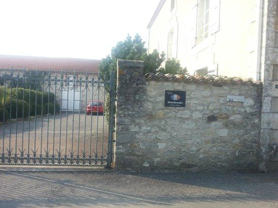 Motobreaks : Main Gates