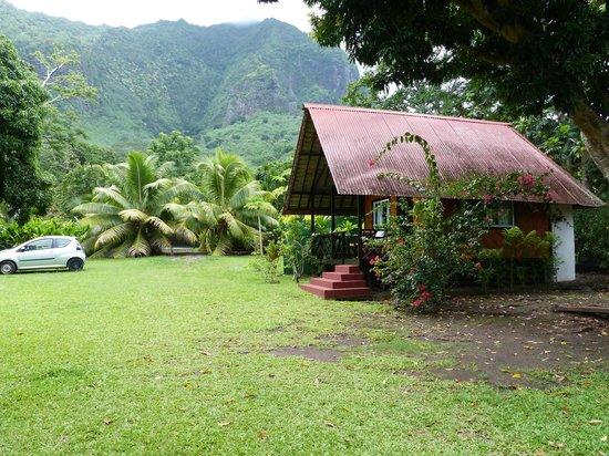 Fare Vaihere: Our little cozy bungalow