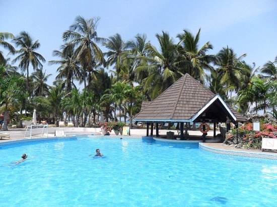Diani Reef Beach Resort & Spa : Pool