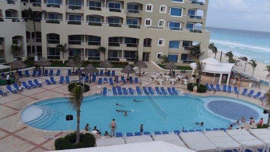 Gran caribe resort : Pool