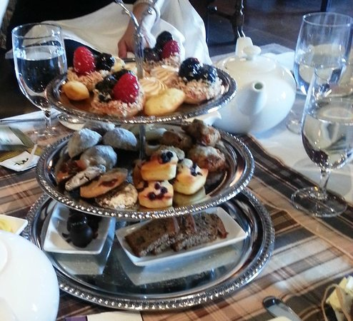 Salamander Resort & Spa: Afternoon tea