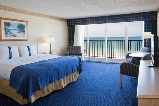Holiday Inn Sarasota - Lido Beach: Single Bed Guest Room