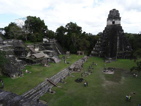 Cahal Pech Village Resort: Tikal (Guatemala)