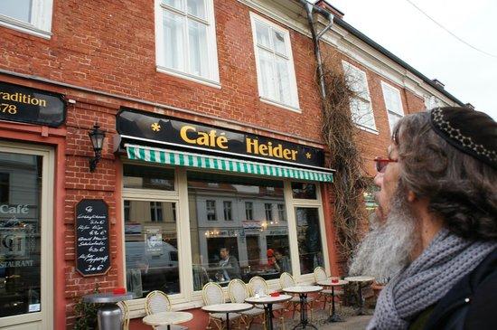 Cafe Heider: Precioso.