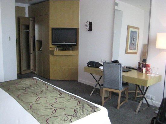 Park Plaza Cardiff: Room