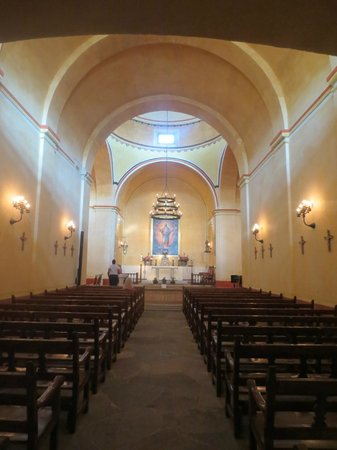 Mission Concepcion: Church