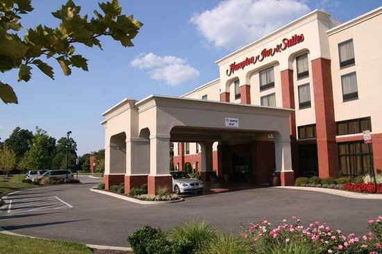 Welcome To Our Hotel Picture Of Hampton Inn Amp Suites