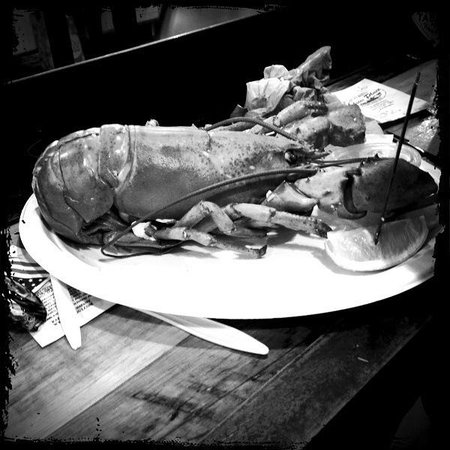 The Lobster Place: homard