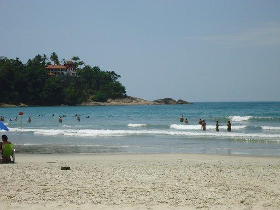 Praia do Tenorio: Dia espetacular!!!!!!
