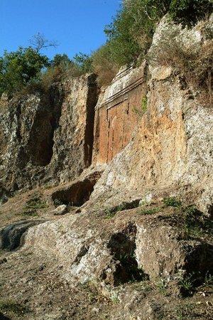 Necropoli Etrusca di Castel d'Asso