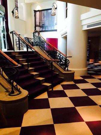Malmaison Hotel: Lobby