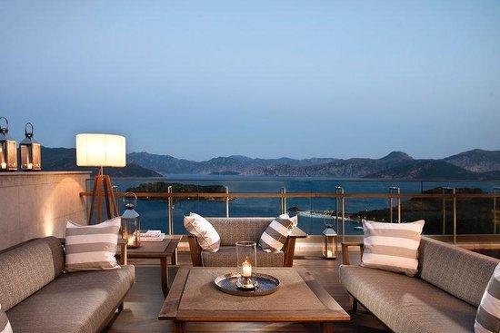 D Maris Bay: Presidential Suite Terrace View
