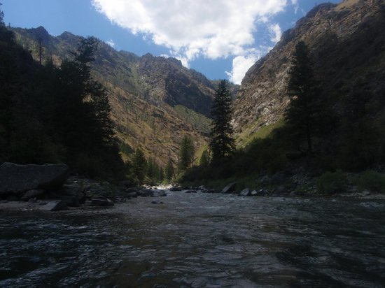 Middle Fork of the Salmon River: Beautiful!
