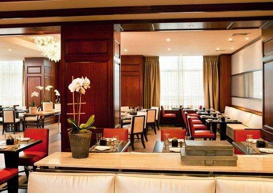 Hilton Short Hills: The Dining Room