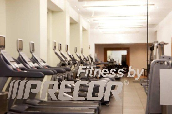 Hilton Short Hills: Fitness Center
