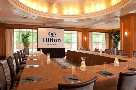 Hilton Short Hills: Madison Room