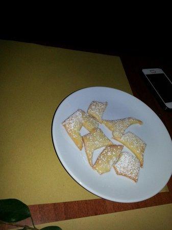 Agriturismo Marsella: Questa sarebbe la nostra colazione.......