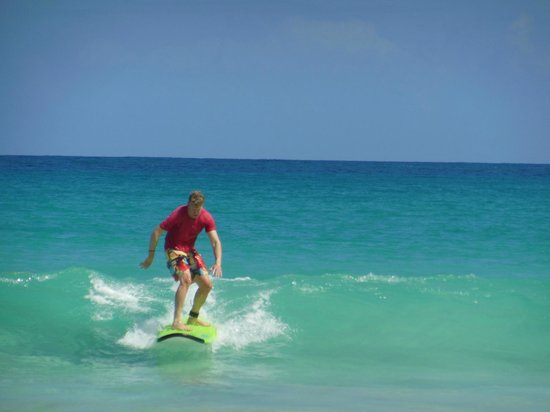 Punta Cana Surf Adventure: First Time Surfing, hope its not my last!