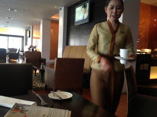 Landmark Bangkok : Breakfast on 31