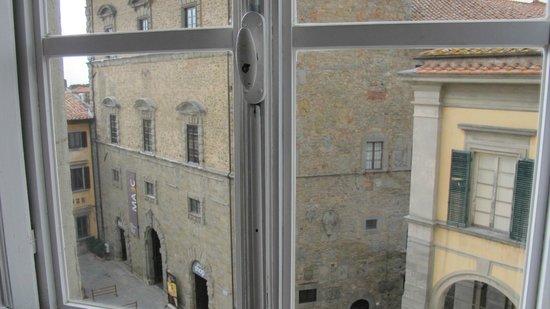 Cortona Suite: Vista de mais uma das janela