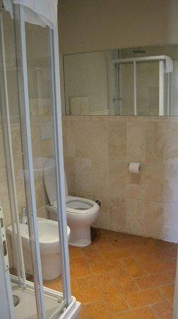 Cortona Suite : Banheiro da suite