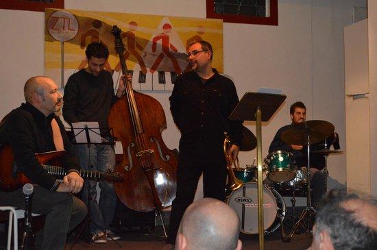 Zurzolo Teatro Live: Paolo Loveri Quartet