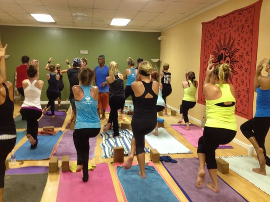 Power Yoga Tribe