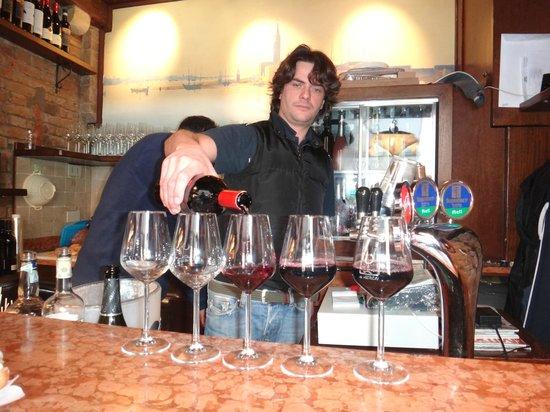 Al Merca: Wine