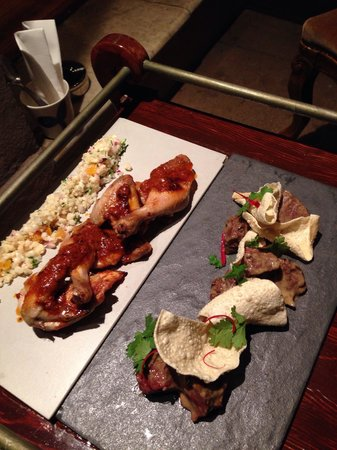 Aquaviva's: Chicken and kangaroo