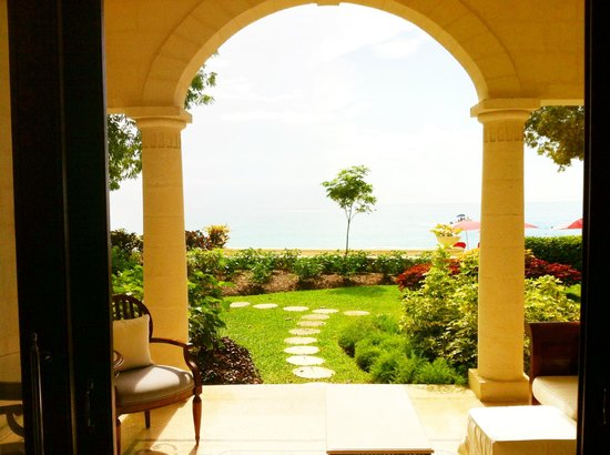 Sandy Lane Hotel: You Wake Up to This Every Morning