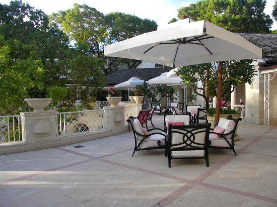 Sandy Lane Hotel: The Balcony