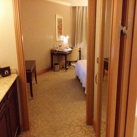 Swissotel Ankara : Room entrance