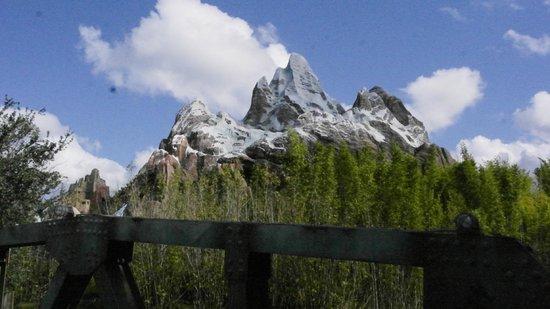 Walt Disney World: Everest Mountan em Animal Kingdon