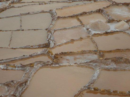 Salinas de Maras: No início do período das chuvas.