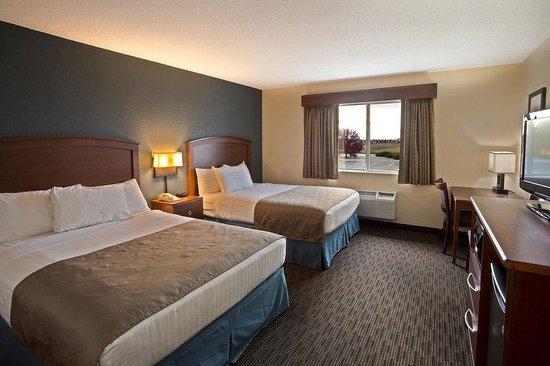 AmericInn Hotel & Suites Bay City: Americ Inn Double Bed