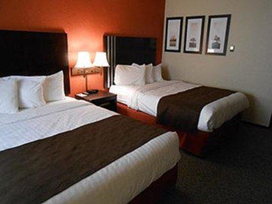 AmericInn Lodge & Suites Cloquet: Double Queen