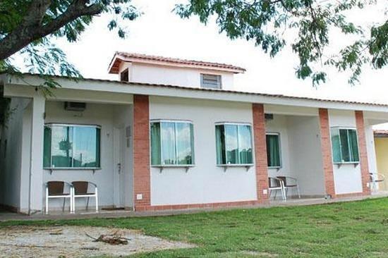 Hotel Fazenda Hipica Atibaia: quartos bem separados e com uma vista muito linda !!!